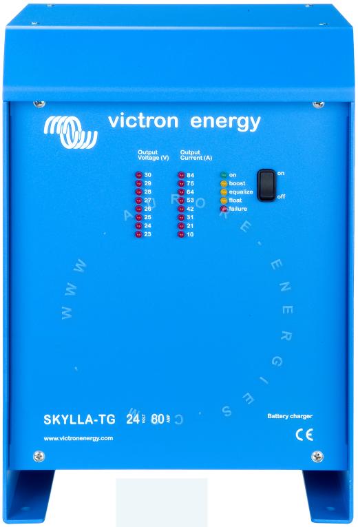 chargeur batterie 80a