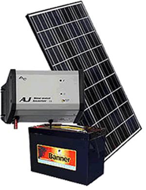 kit solaire 220v 135w id al pour avoir du 220v en site. Black Bedroom Furniture Sets. Home Design Ideas