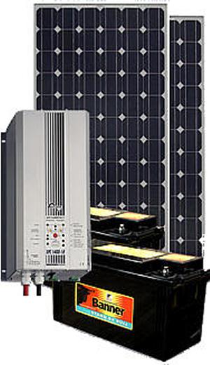 kit solaire 360w id al pour avoir du 220v en site isol. Black Bedroom Furniture Sets. Home Design Ideas