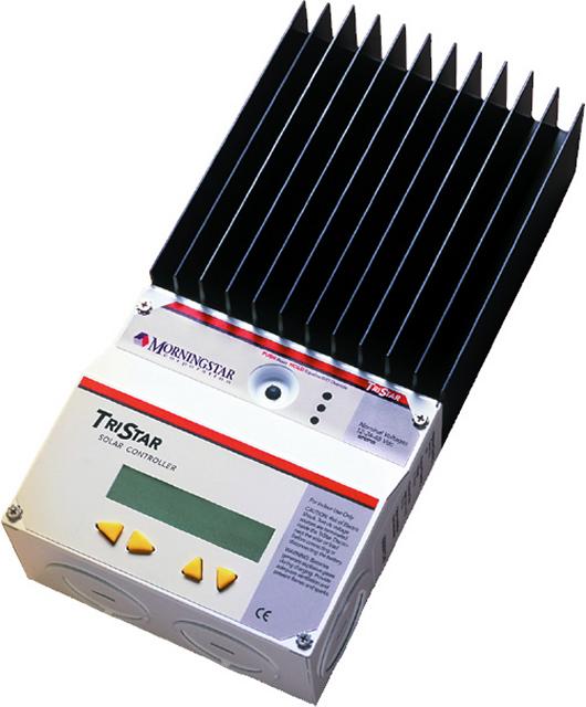 Morningstar 60a tristar ts-60 solaire contrôle de charge 12v 24v 48v